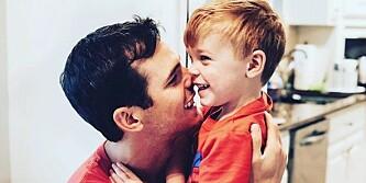Sønnen døde: Forteller om de dramatiske minuttene