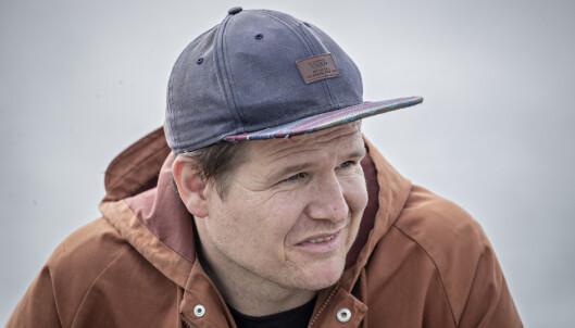 REGISSØR: Tommy Gulliksen er regissør for prosjektet. Foto: Bjørn Langsem