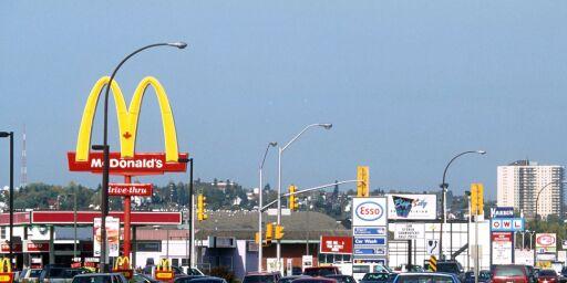 image: Milliontap for McDonalds etter pr-stunt