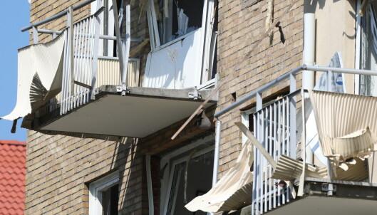 Avviser at MC-medlem var mål for eksplosjonen i Linköping