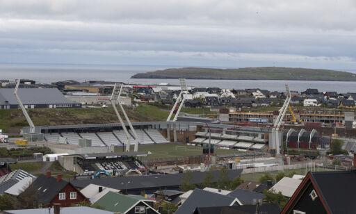 image: Dette venter Ødegaard og Norge: byggeplass, seks grader og kunstgress
