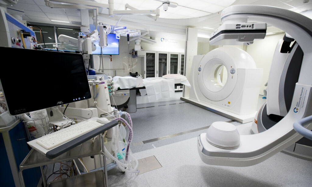 image: Alvorlig kreftsyke må vente i månedsvis på røntgen