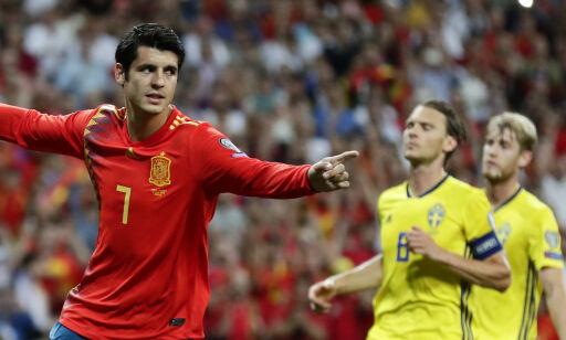image: Spania ga Norge hjelp