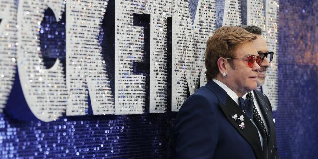 image: Elton John-film forbudt på grunn av homoseksualitet