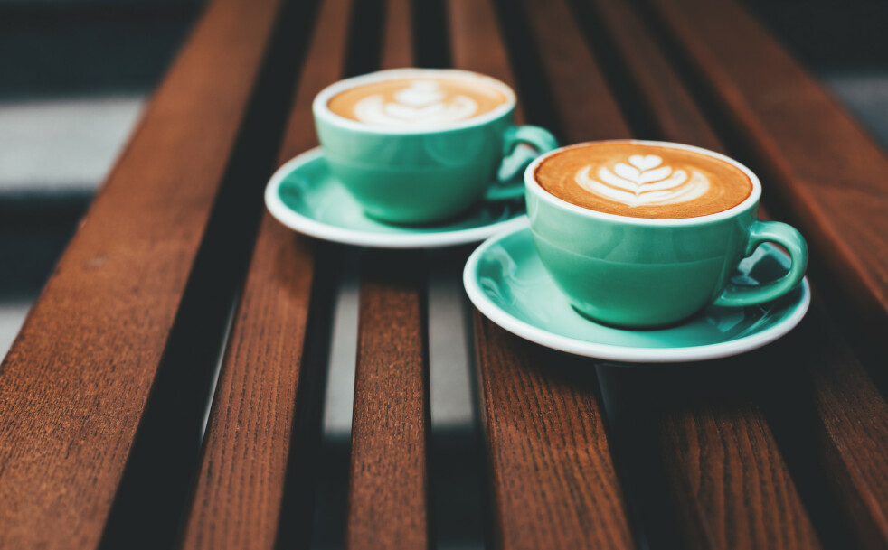 GLADMELDING: Ny studie kommer med en gladmelding til alle de som foretrekker mye kaffe i hverdagen! FOTO: NTB Scanpix