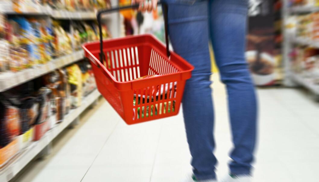 PRISFALL: Matprisene har ikke falt like mye siden før OL på Lillehammer. Illustrasjonsfoto: NTB Scanpix