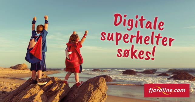 image: Digitale superhelter søkes!