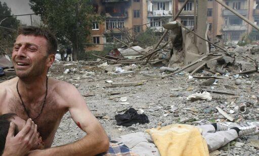 image: Stadig færre drepes i krig og konflikter