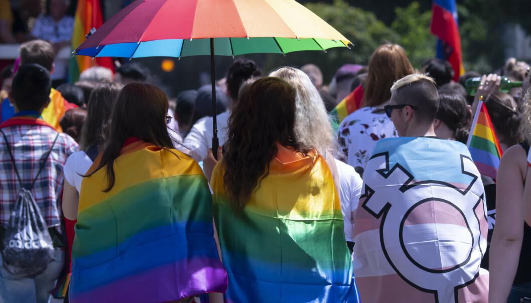 Tysklands helseminister vil ha et lovforbud mot såkalt terapi for å gjøre homofile til heterofile. Illustrasjonsfoto: AP / NTB scanpix