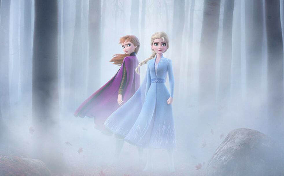 FROST: Seks år etter at den første filmen kom ut kommer Disney med oppfølgeren. Foto: Disney