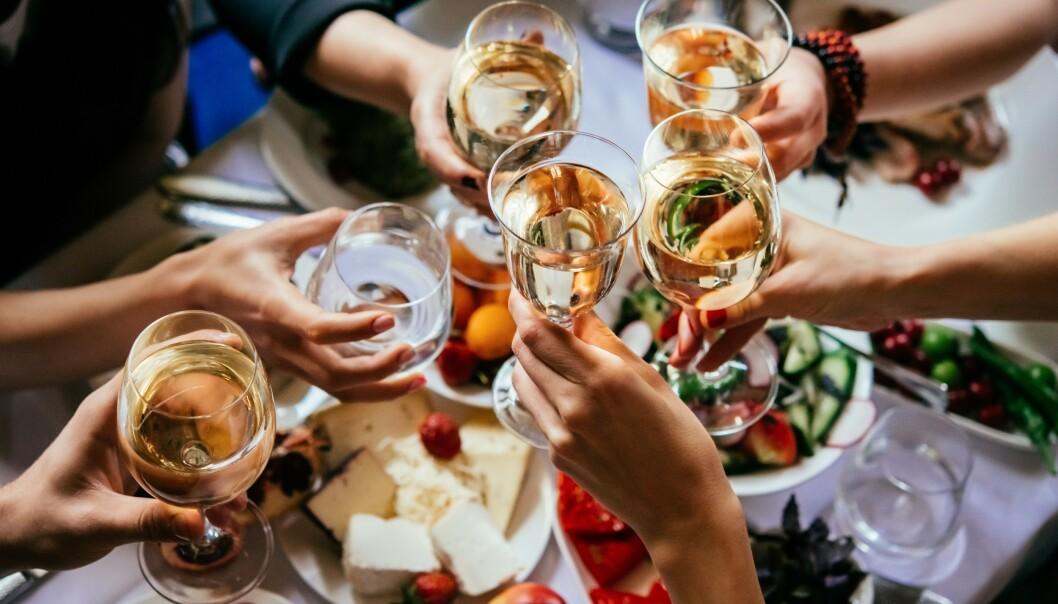 FRISK OG FRUKTIG: Lang vekstsesong og kjølige netter er det naturgitte potensialet for produksjon av syrefriske viner til stede. <br>Foto: Shutterstock / NTB Scanpix