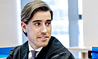 FORSVARER: Advokat Alexander Greaker. Foto: Nina Hansen / Dagbladet