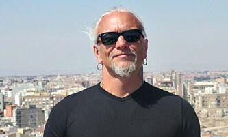 Eks-Bandidos-leder Lars Harnes, fra perioden 2013-15. Foto: Privat