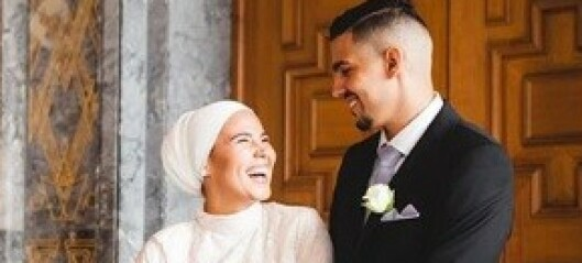 «Skam»-skuespiller Iman Meskini har giftet seg