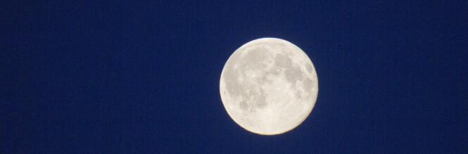 Enorm, mystisk masse funnet under månens overflate