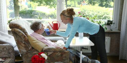 image: Innfører Oslo-standard for hjemmetjenester