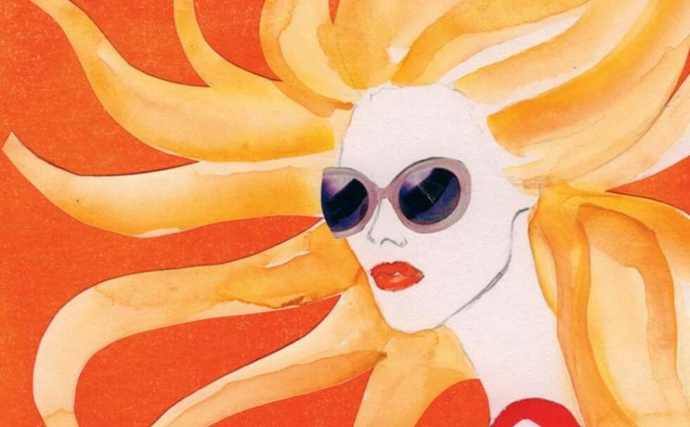 SOMMERHOROSKOP: Lurer du på hva sommeren vil bringe? Logg inn med aID og se hva astrologen sier. ILLUSTRASJON: Anna Adelback-Houplain