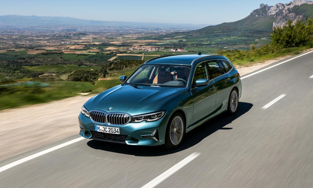 Bmw 3 Series Touring The New Bmw Station Becomes Portable Chaali