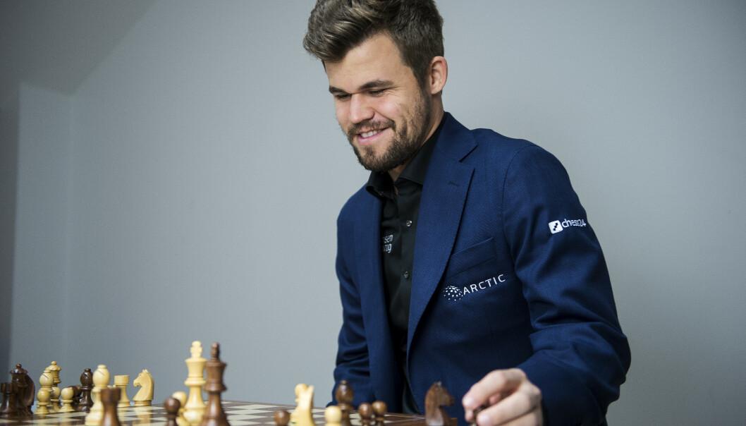 Sjakkpresidenten: –Dette er krevende for Norges Sjakkforbund
