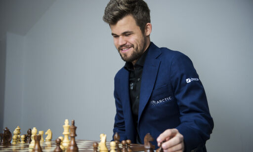 image: Sjakkpresidenten: –Dette er krevende for Norges Sjakkforbund