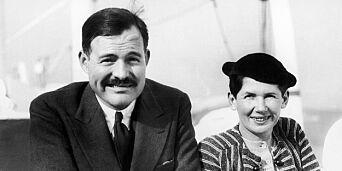image: Sola går alltid sin gang over Hemingway-land