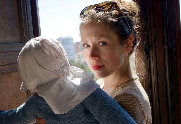38537b1b Kvinner skammer seg over å ville være hjemme med babyen sin