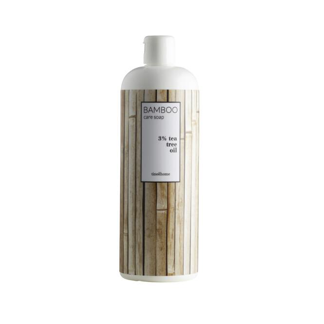 Vaskemiddel til bambusmøbler (kr 150, Tine K Home).
