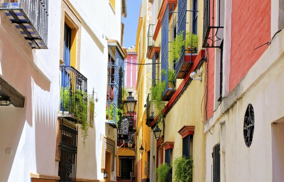 REISEGUIDE: Sjekk ut sjarmerende Sevilla! FOTO: NTBSCANPIX