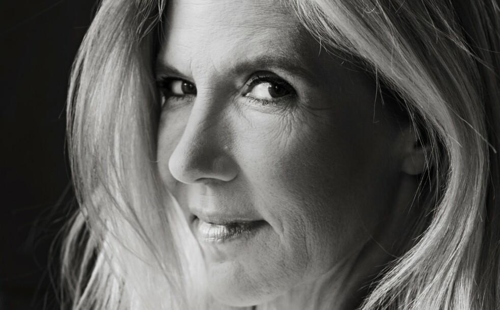 LIZA MARKLUND: – Nå er jeg helt ferdig med Annika og er fornøyd med det, sier Liza Marklund om romanfiguren Annika Bengtzon, som fulgte henne i mange år. FOTO: Sif Meincke