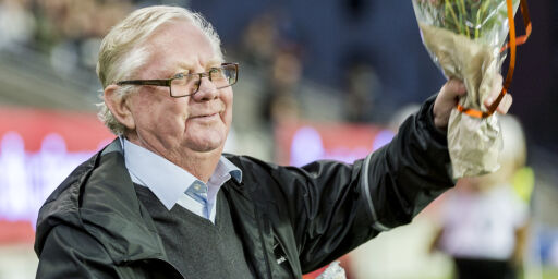 image: - En av de beste trenerne i Europa gjennom tidene