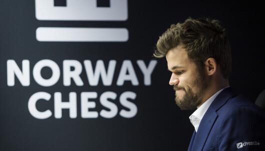 Carlsen slapp med skrekken: - Skikkelig, skikkelig dårlig