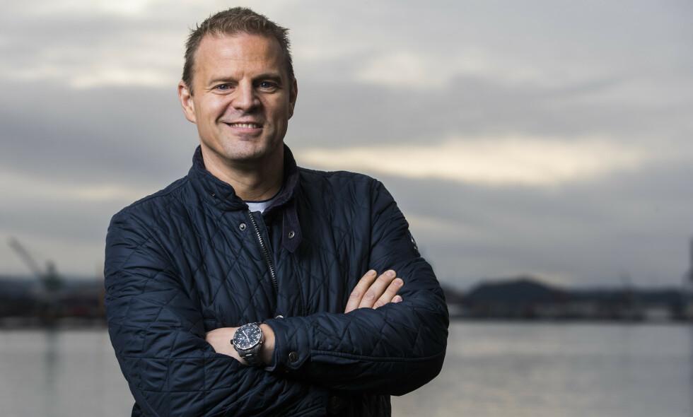 NETTSERIE: Otto Robsahm går fra TVNorge til YouTube. I et nytt intervju med Dagbladet forteller han hva som er nytt i hans nye serie - som han for øvrig produserer selv. Foto: NTB Scanpix