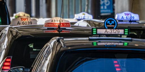 image: Forbrukerrådet svikter taxikundene