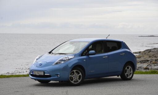 image: Får ikke solgt disse elbilene