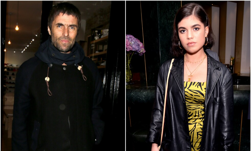 FAR OG DATTER: I mai i fjor møtte Liam Gallagher sin eldste datter, Molly Morrish-Gallagher, for første gang på 19 år. Foto: NTB Scanpix