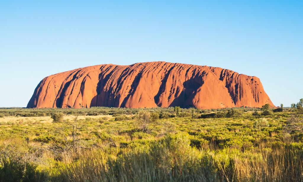 En studie viser at de første menneskene som kom til Australia for 50.000 år siden ikke gjorde det ved en tilfeldighet. FOTO: Keitma / Shutterstock / NTB scanpix