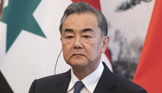 Kina advarer USA mot å trappe opp i Midtøsten