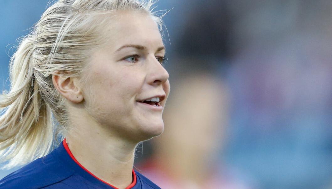 Hegerbergs trener var i trøbbel for sexistisk kommentar