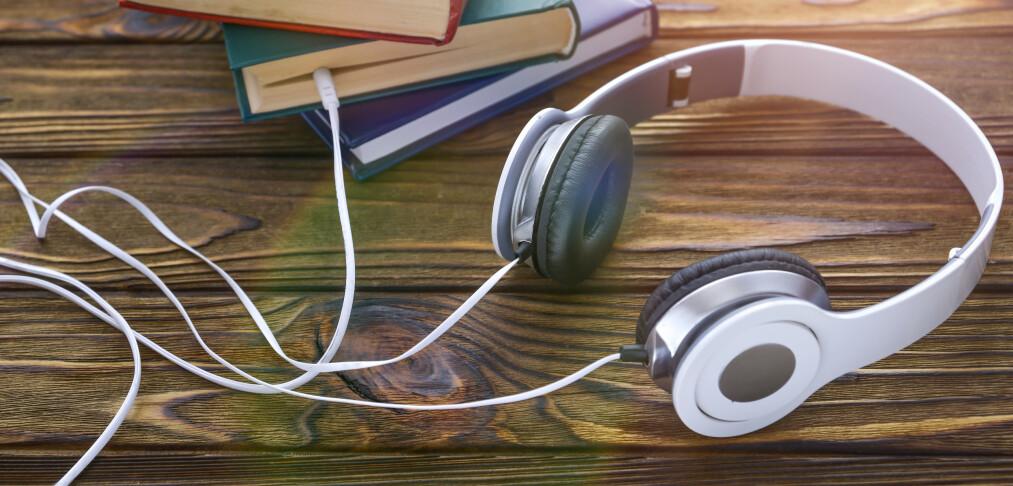Snart mulig å låne e-lydbøker på biblioteket