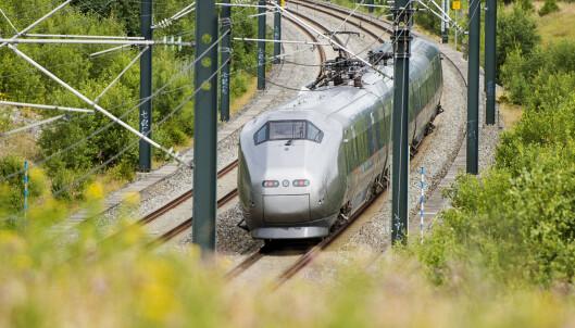 Omstridt ugressmiddel sprayes langs norske jernbanespor