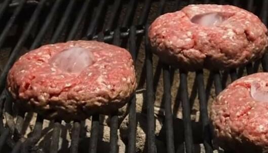 Saftig kjøtt med isbit-triks
