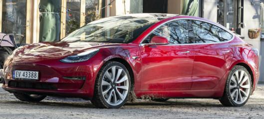 Slutt for Model 3-versjon?