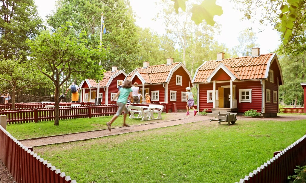 EVENTYRLIG ATMOSFÆRE: Bli en del av Astrid Lindgrens verden sammen med Pippi, Emil, Marikken, Ronja og alle de andre.