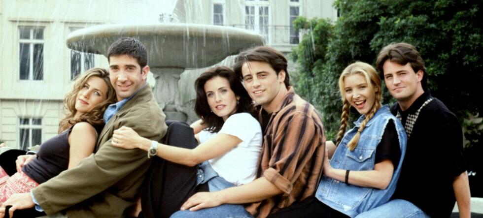 Tenk hvis «Friends» hadde fått denne tragiske avslutningen?