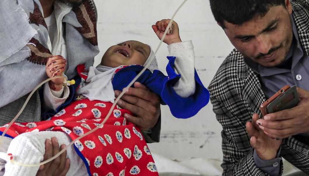 Nye tall: Over 90.000 drept i krigen i Jemen