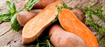 Potet eller søtpotet - hva er sunnest?