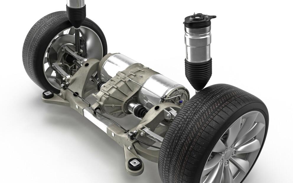 Elbilskolen: Motoren