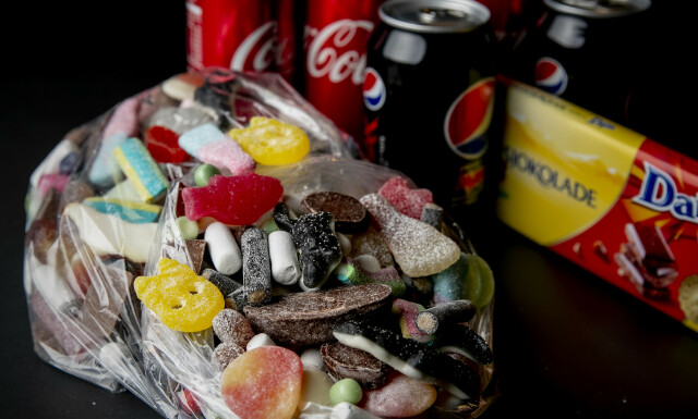 9a2614de GODISBONANZA: Maxgodis tjener stort på å selge billig brus og godteri fra  Sverige til søthungrige