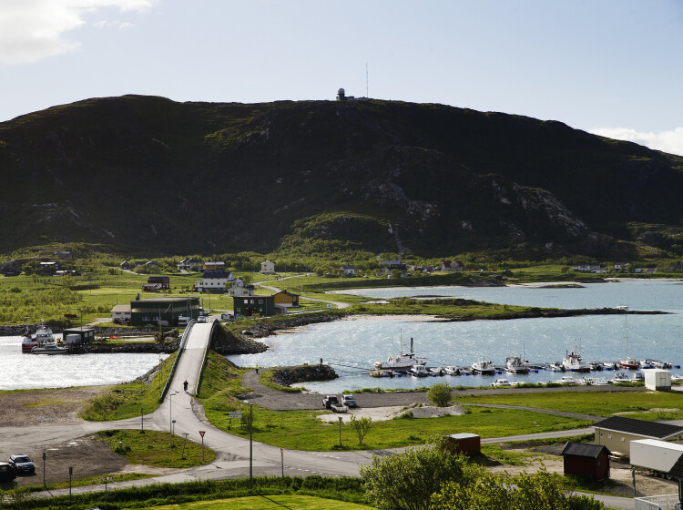 «Tidsfri Sommarøy» var PR-stunt