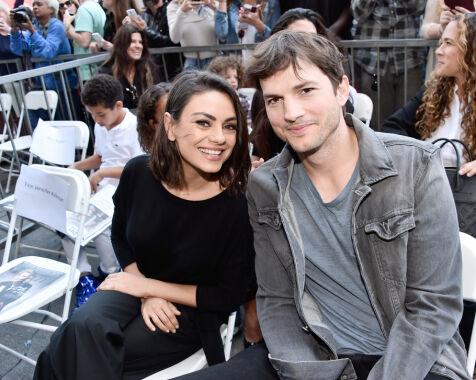 image: Ashton Kutcher om bruddrykter: - Er det over, Mila?